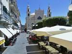 Piazza San Nicolò Pietra Ligure