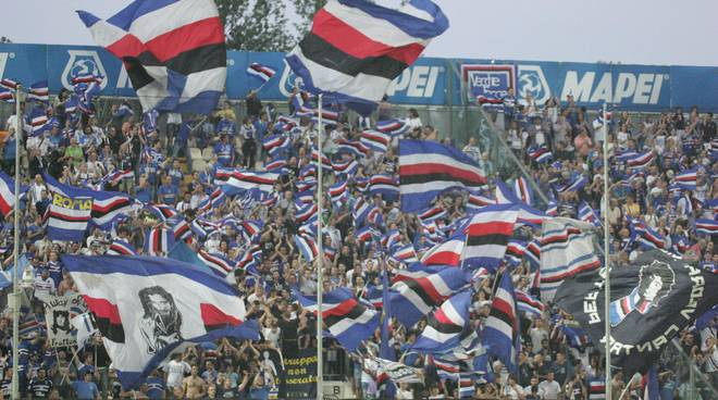 sampdoria tifosi ultras