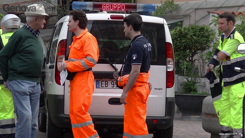 simulazione protezione civile fereggiano 2