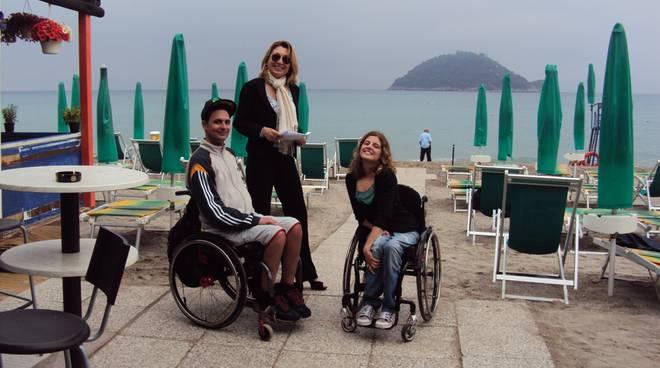subacquei disabili
