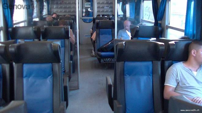 treno, pendolari