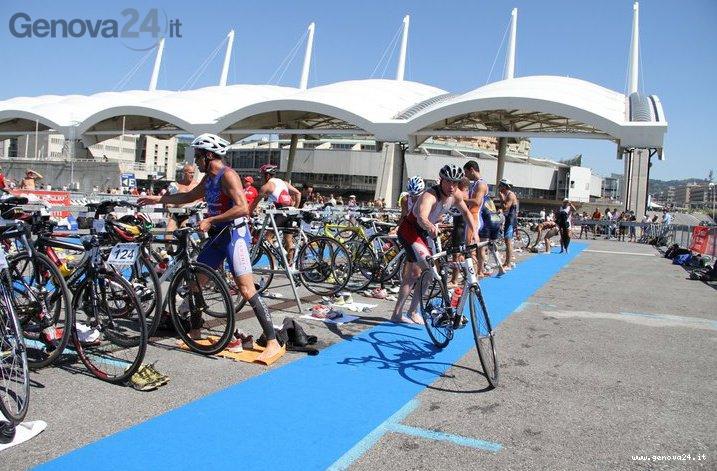 triathlon genova 2012