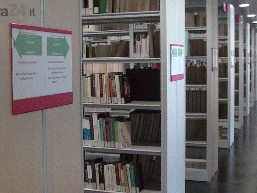 università di genova biblioteca scienze politiche