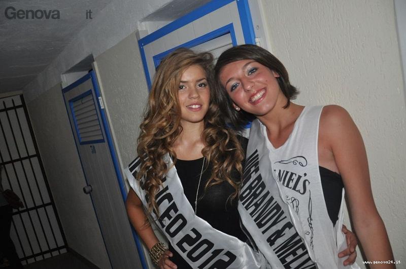 virgini cancellieri e bianca torre, miss liceo 2012 e miss brandy melville