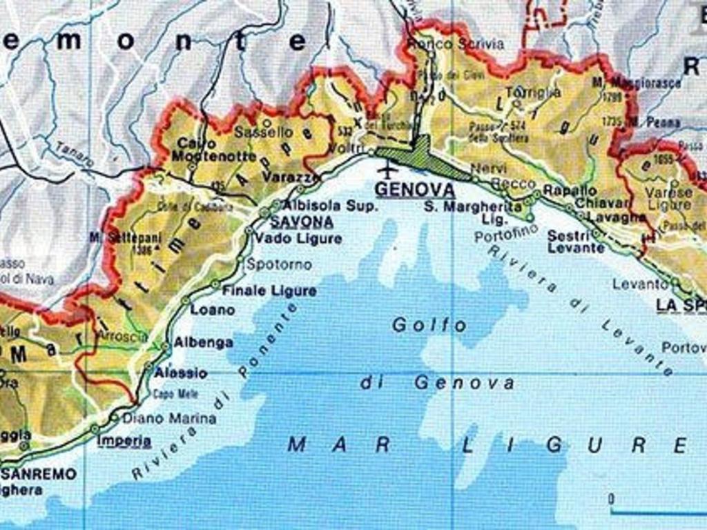 Liguria Di Levante Cartina.Regione La Cna Di Massa Carrara Propone L Annessione Alla Liguria Rixi Pronti Ad Accogliere I Fratelli Toscani Ivg It