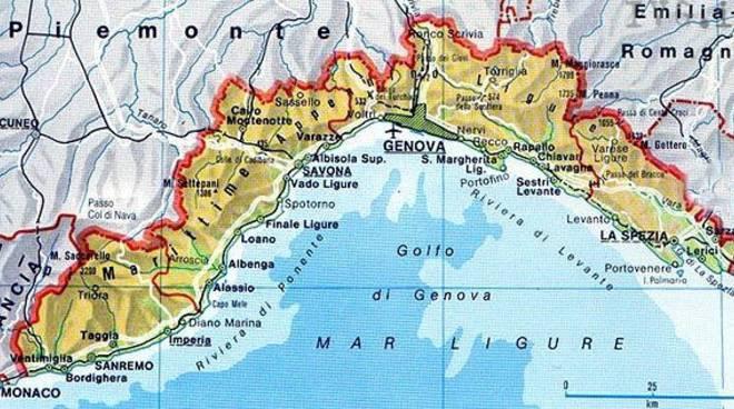 Varigotti Liguria Cartina Geografica.La Rivincita Di Toti Piano Bipartisan Per Occupare Il Basso Piemonte Genova 24