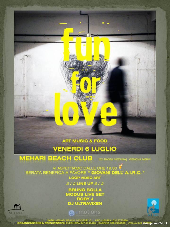 fun for love