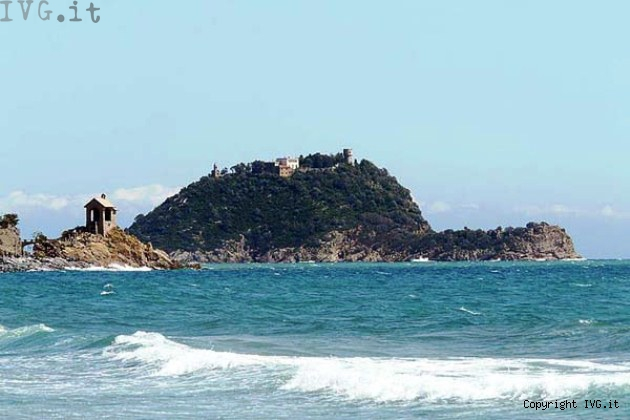 Isola Gallinara, ricco ucraino la compra per oltre 10 milioni