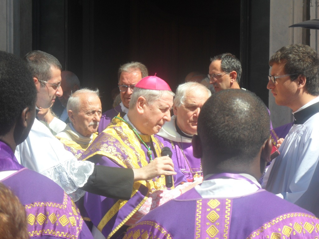 mario oliveri, vescovo albenga