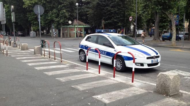 municipale vigili savona piazza del Popolo