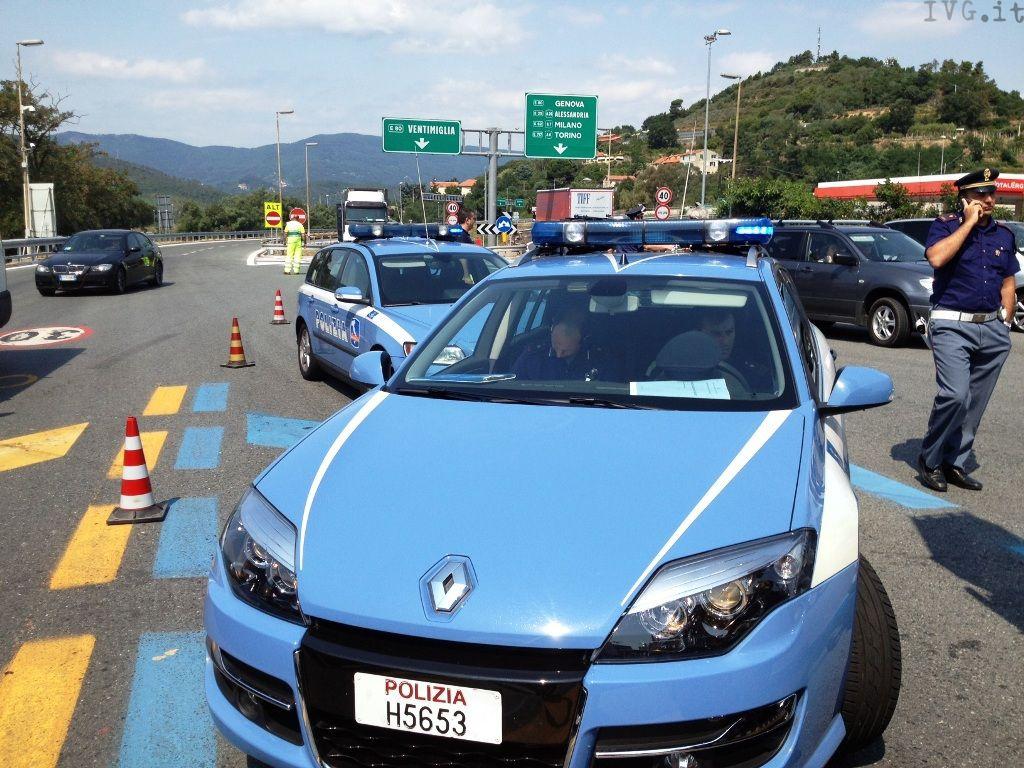 Polizia stradale - polstrada