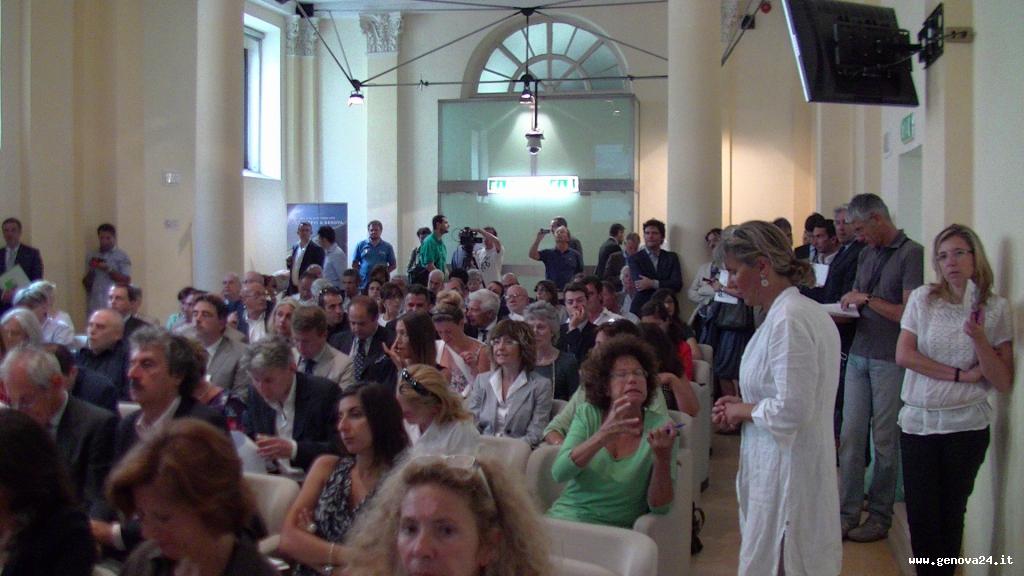 presentazione salone nautico 2012