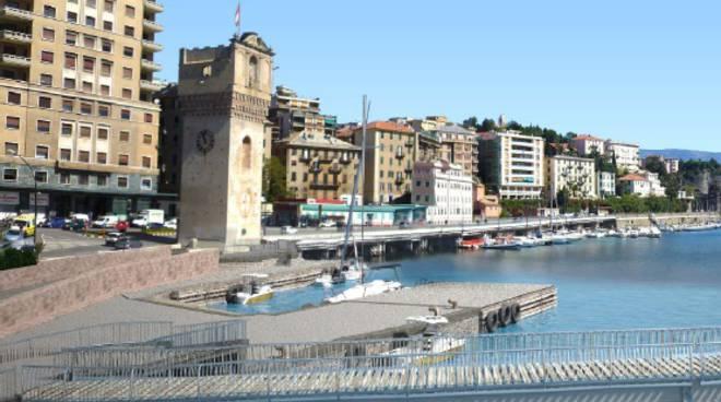 Progetto ponte mobile Darsena Savona