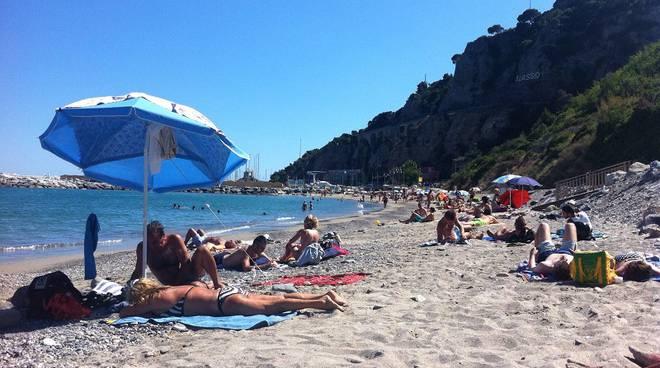 spiaggia sant'anna