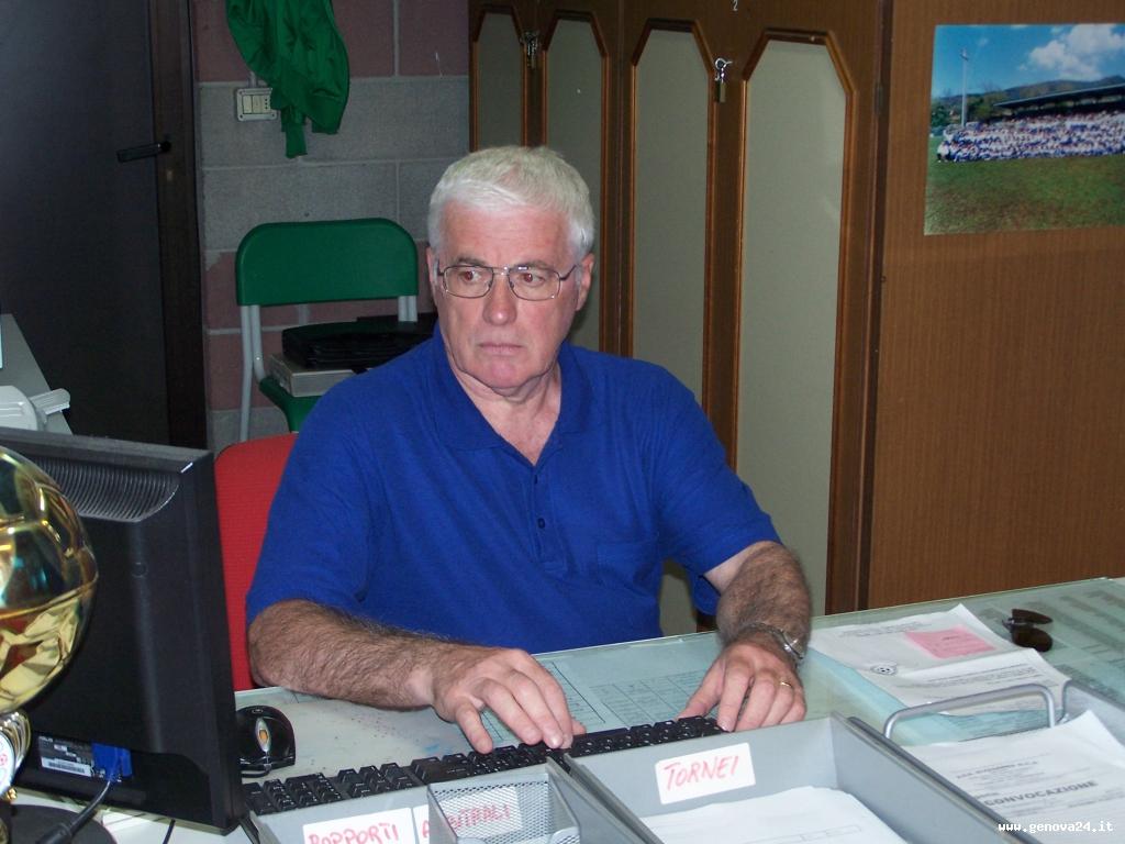 Umberto Baria Rivasamba