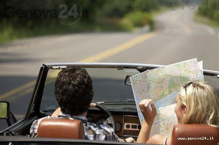 vacanza, viaggio in auto