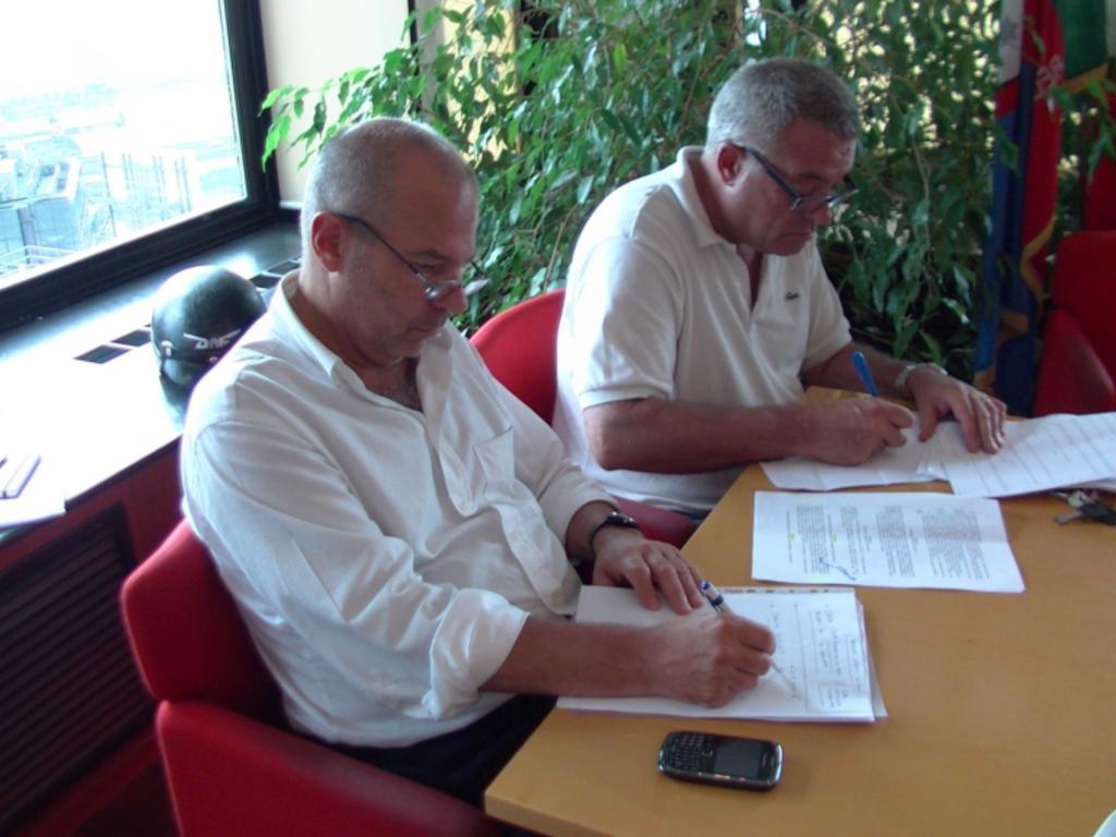 Amt incontro sindacati Vesco in Regione 4