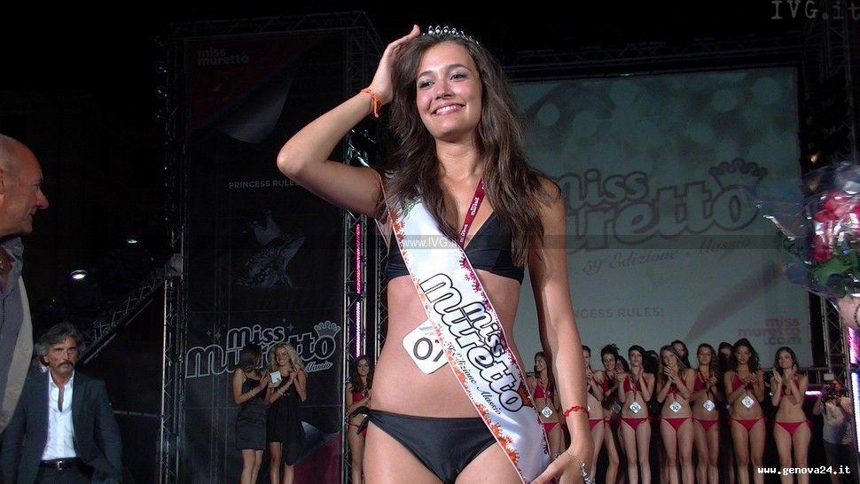 Beatrice Bertolino, Miss Muretto 2012