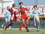 calcio partita amichevole tra Veloce e Savona