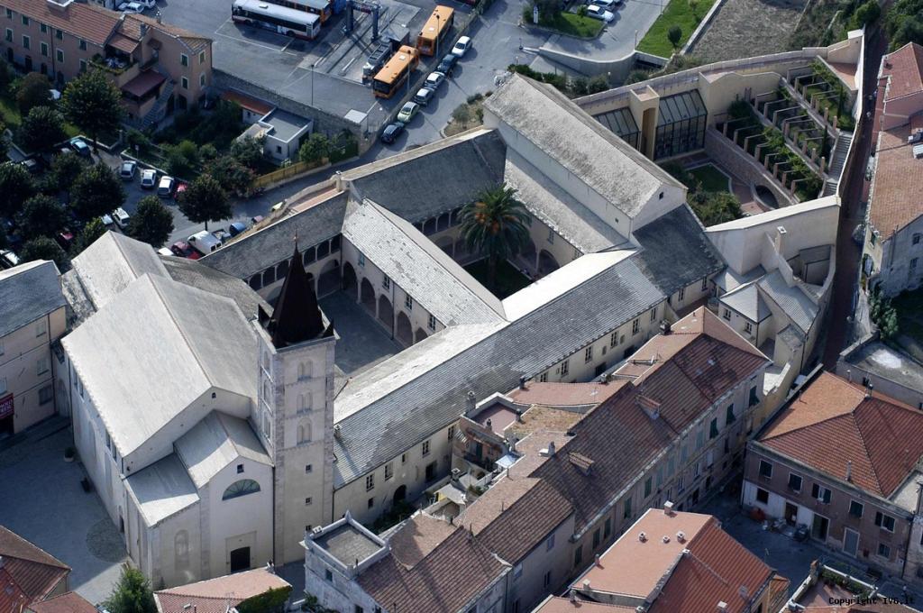 complesso monumentale di Santa Caterina a Finalborgo