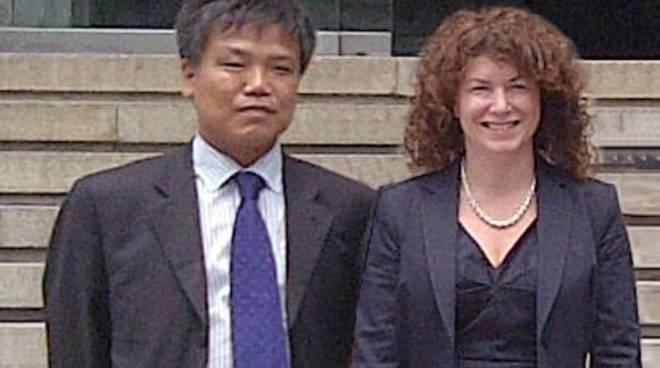 delegazione cinese fiera di genova