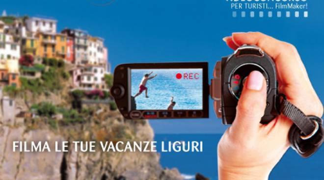 filma le tue vacanze in liguria, turismo