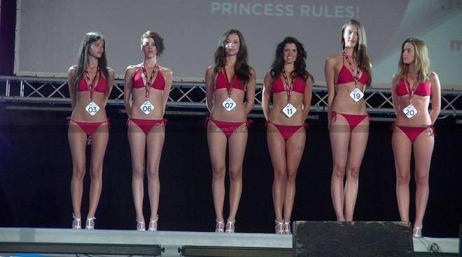 Finale Miss Muretto  2012
