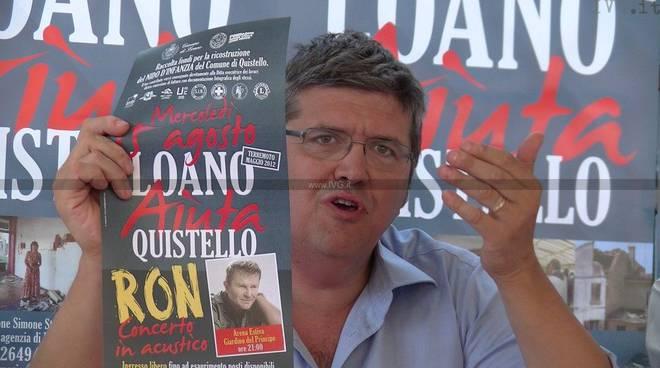 Loano - aiuta quistello