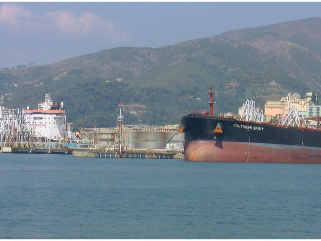 multedo porto petroli
