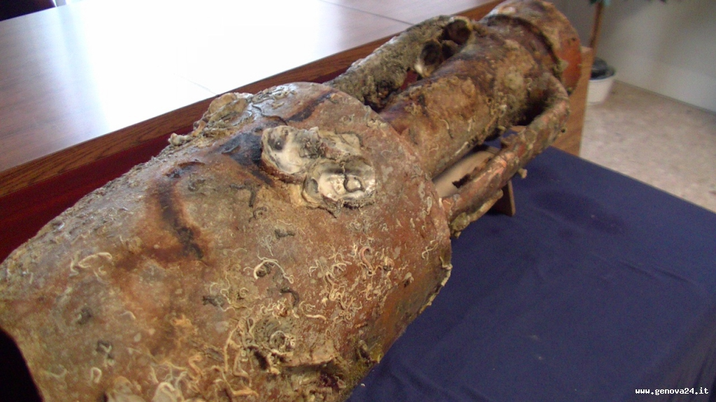 nave romana varazze