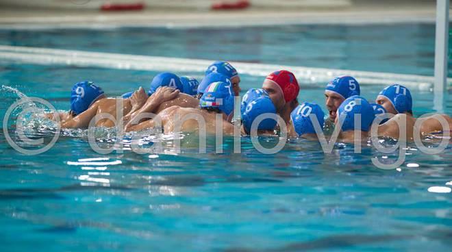 pallanuoto olimpiadi londra 2012