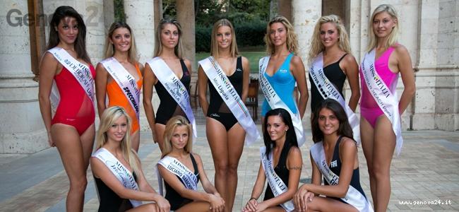 Prefinaliste liguri Miss Italia 12