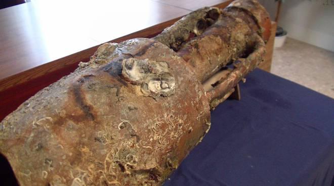 ritrovamento nave romana