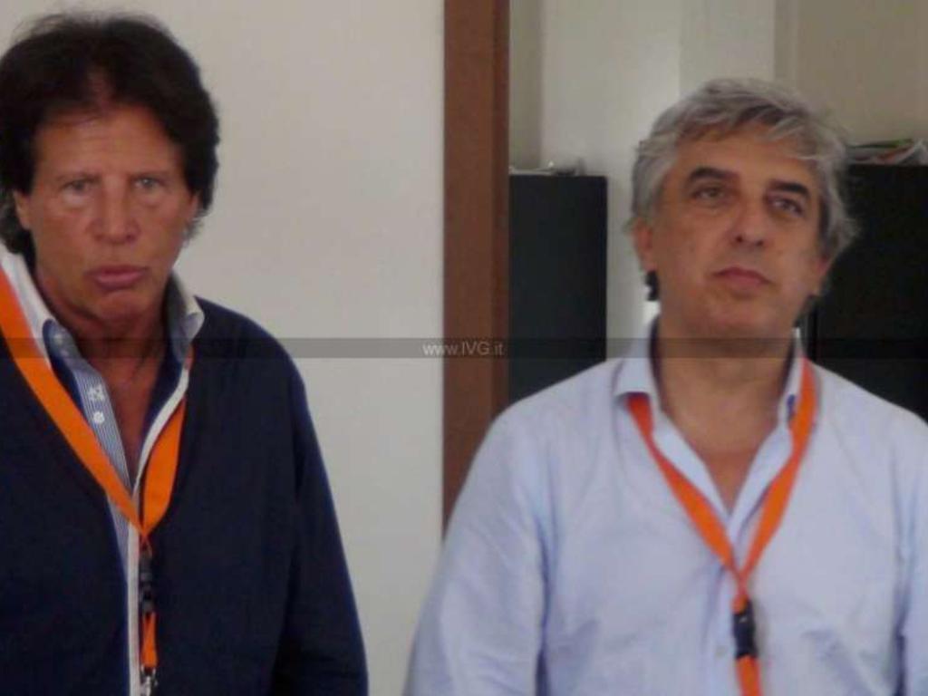 Sandro Giacobbe e Gianluca Pecchini