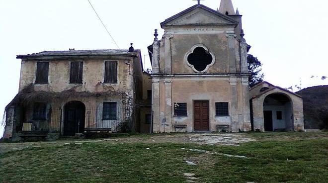 santuario Santa Croce varazze