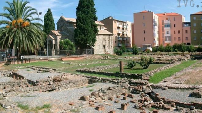 albisola villa romana