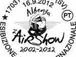 Annullo filatelico Air Show 2012