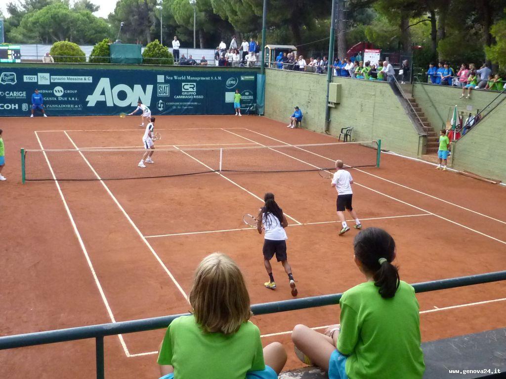 Aon Challenger 2012 tennis
