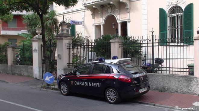 carabinieri santa margherita