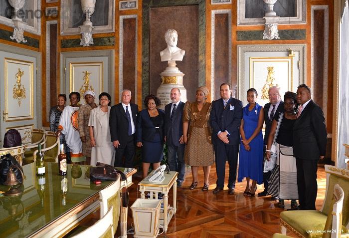 delegazione sud africa a tursi