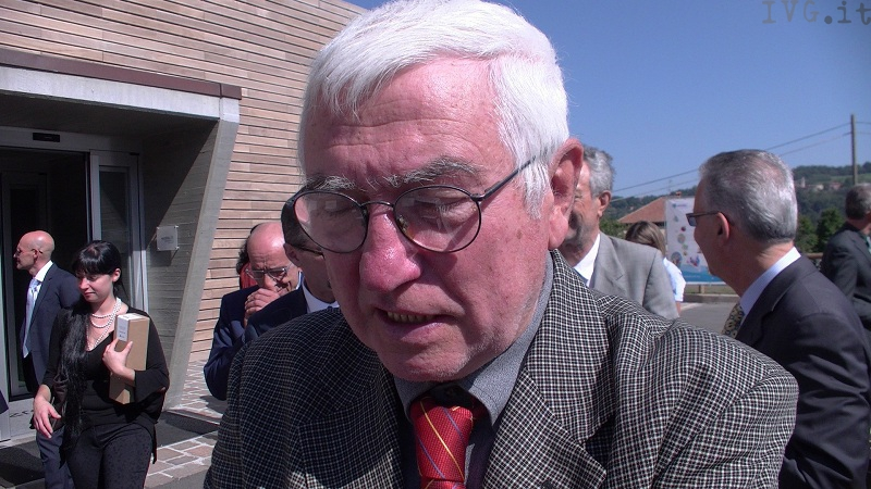 Fiorino Zappa sindaco Dego