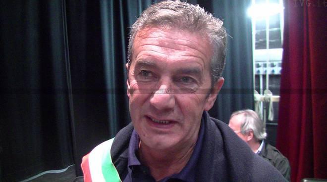 Franco Bologna, sindaco Carcare
