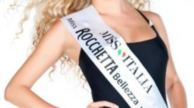 Giulia Mingoia a Miss Italia 12