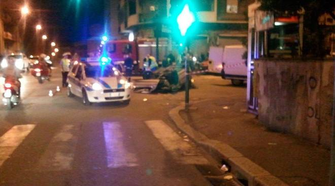 incidente mortale corso europa