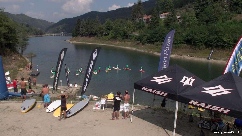 into the lake osiglia