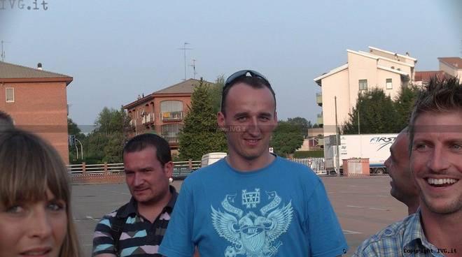 Kubica - biella