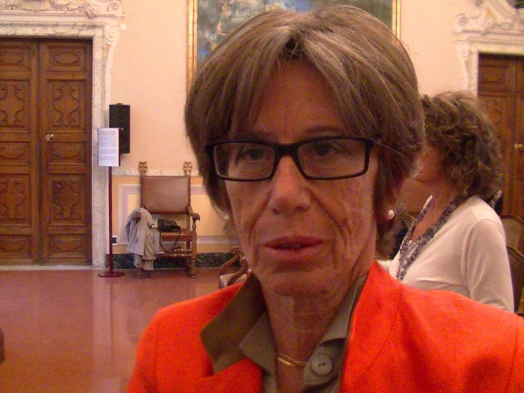 letizia randoni, direttrice regionale banca italia