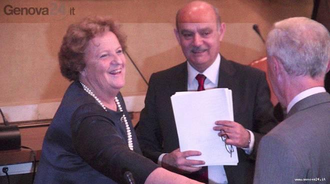 ministro interno anna maria cancellieri prefetto antonio musolino