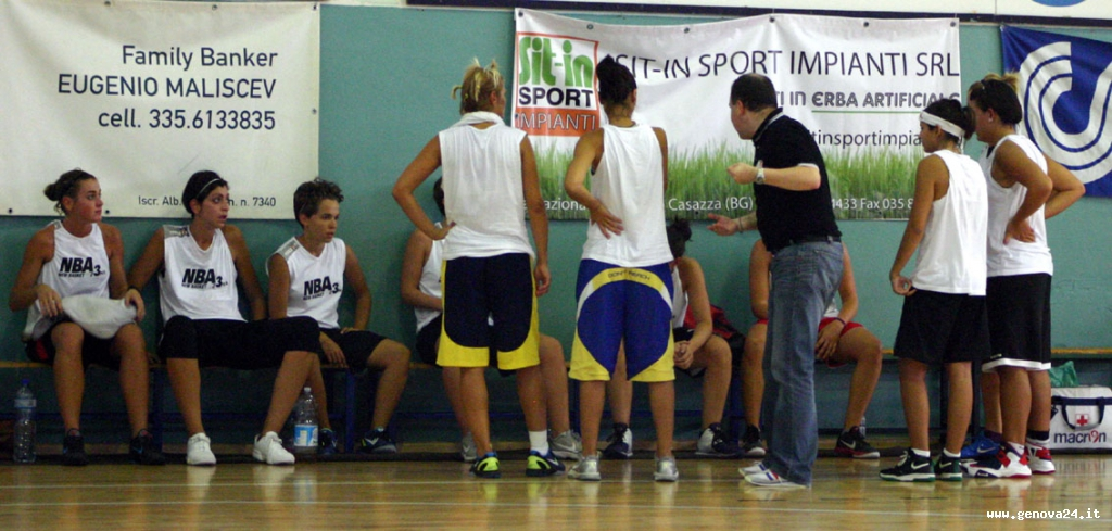 Nba Zena basket