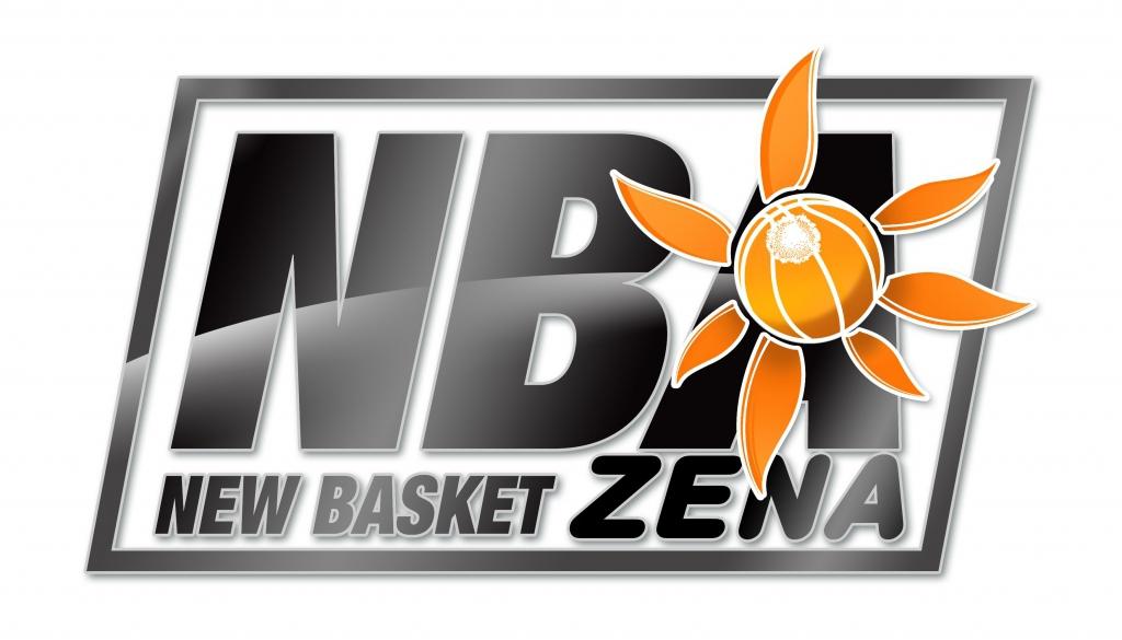 Nba Zena basket logo